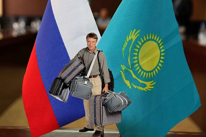Переезд из Казахстана в Россию на ПМЖ