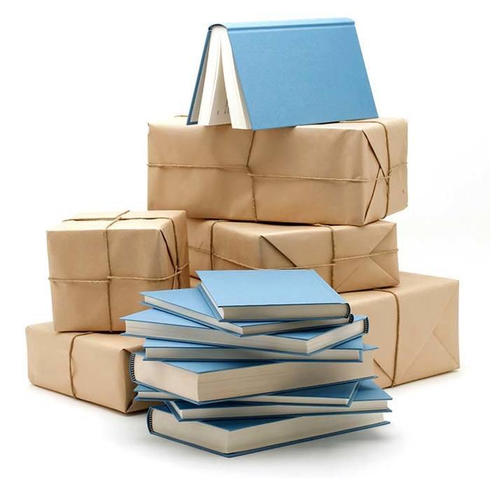 упаковать книги при переезде