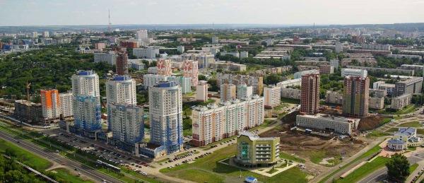 Как выбрать город для переезда