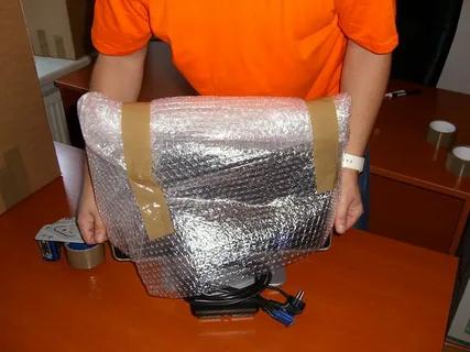 Как упаковать компьютер для перевозки