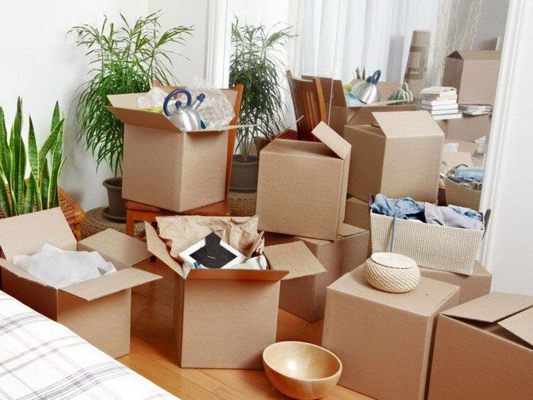 разобрать и упаковать мебель для переезда услуга