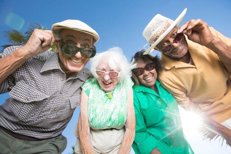 Лучшие зарубежные страны для пожилых людей