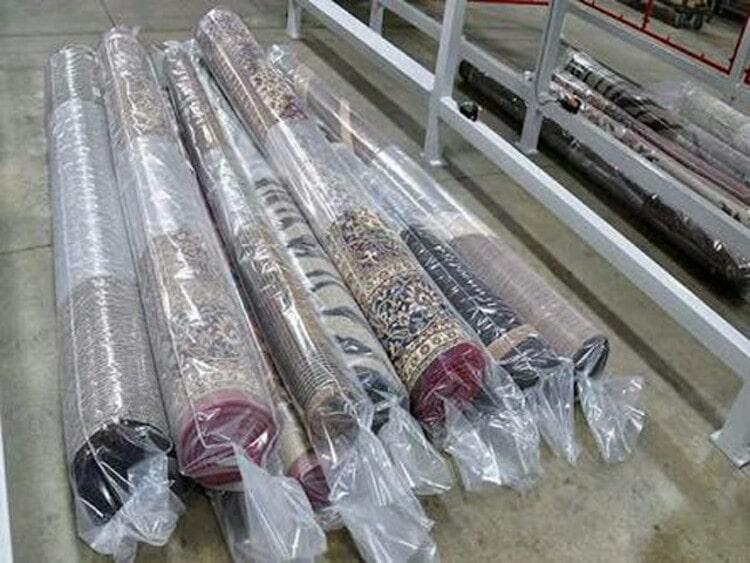 перевозки ковров