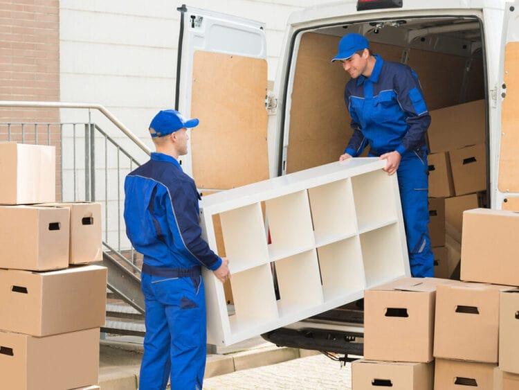 упаковать шкаф для переезда